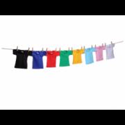 Basisproduct t-shirt korte mouw waslijn
