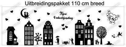 Uitbreidingspakket 110cm valentijnsdag