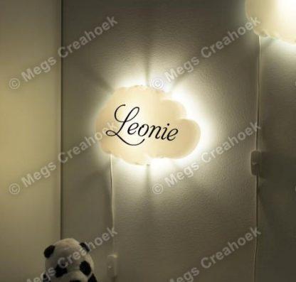 Wolklamp Leonie