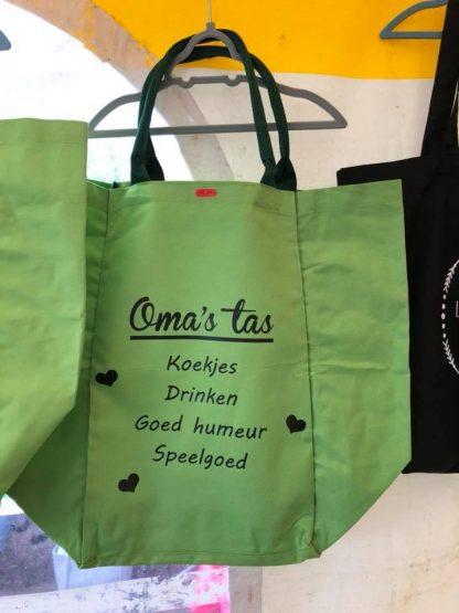 Oma's tas
