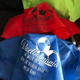 Voetbalmama paraplu