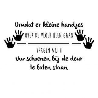 Kleine handjes