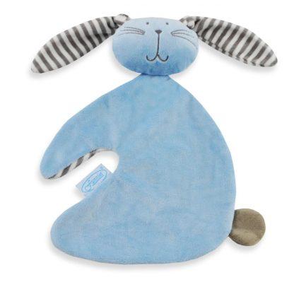 Tutpoppetje Konijn blauw