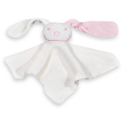 Tutpoppetje gekleurd oor baby roze