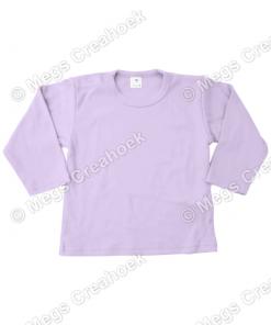 Longsleeve Lavendel