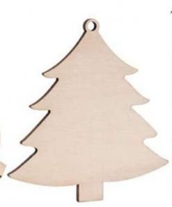 Houten Hanger Kerstboom